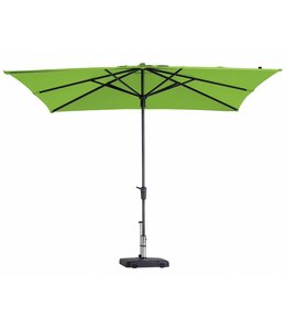 Madison Parasol Syros luxe 280x280cm (Lime)