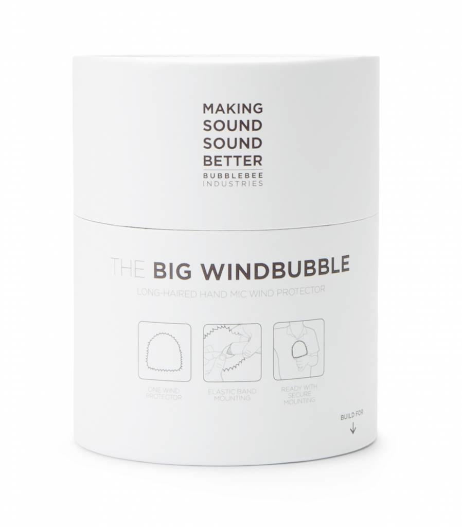 Bubblebee Industries Bubblebee Industries - The Big Windbubble – long-haired