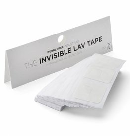 Bubblebee Industries Bubblebee Industries - Invisible Lav Tape