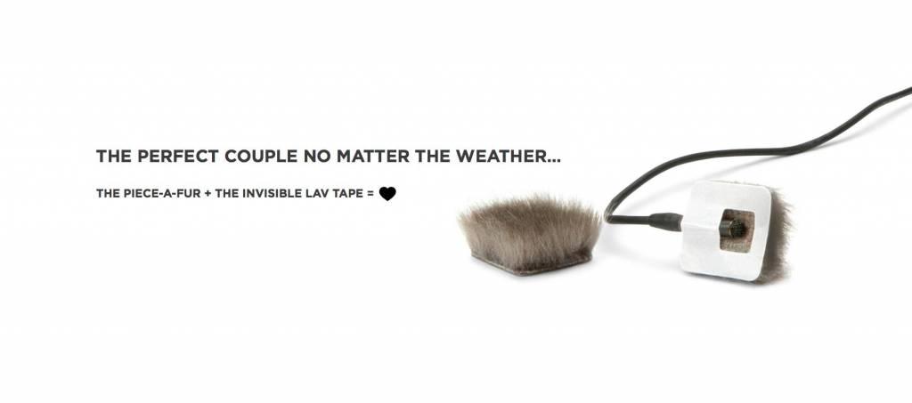 Bubblebee Industries Bubblebee Industries - The Piece-A-Fur -  Fellstück