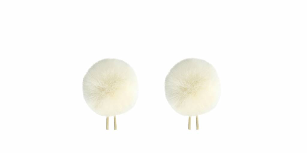 Bubblebee Industries Bubblebee Industries - The Twin Windbubbles – off white