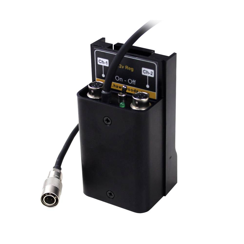 Hawk-Woods Hawk-Woods - Mini DV Stand-Alone Power Adaptor