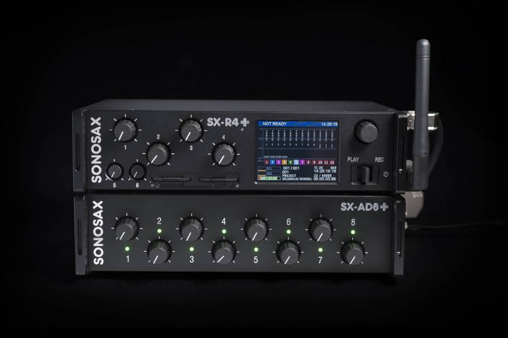 Sonosax Sonosax  - SX-AD8+ Mikrofonvorverstärker