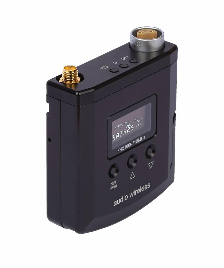 Audio Wireless Audio Wireless - Funksystem bis zu 85 MHz Bandbreite