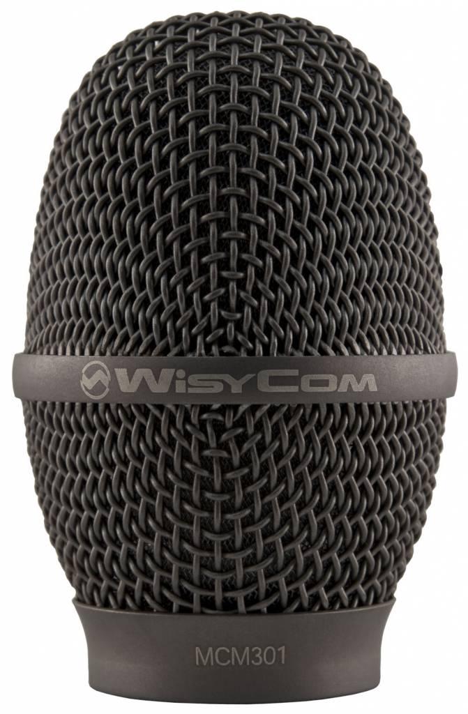 Wisycom Wisycom - MTH400 Handsender mit wechselbaren Mikrofonköpfen