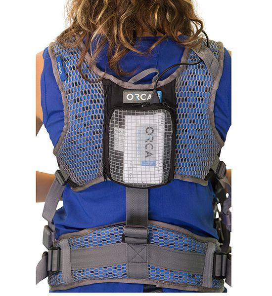 Orca Orca - OR-40 - Rückentragegurtsystem für Audiotaschen