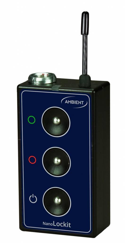 Ambient Ambient - NanoLockit - Timecode-Generator und -Transceiver