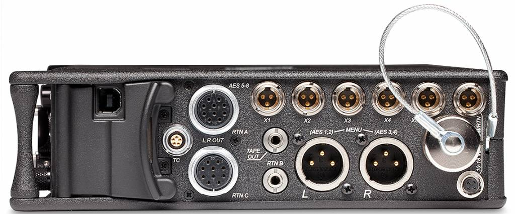 Sound Devices Sound Devices - 688- 12-Kanal Mischer und Recorder