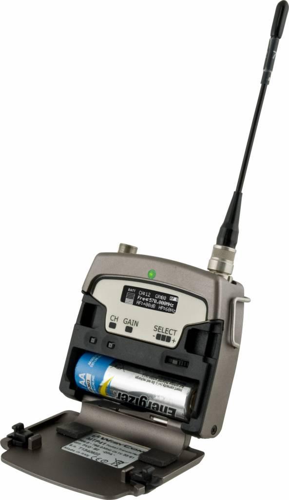 Wisycom Wisycom - MTP 41S - Taschensender (1xAA)
