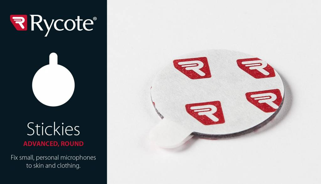 Rycote Rycote - Stickies Advanced  - Klebepads
