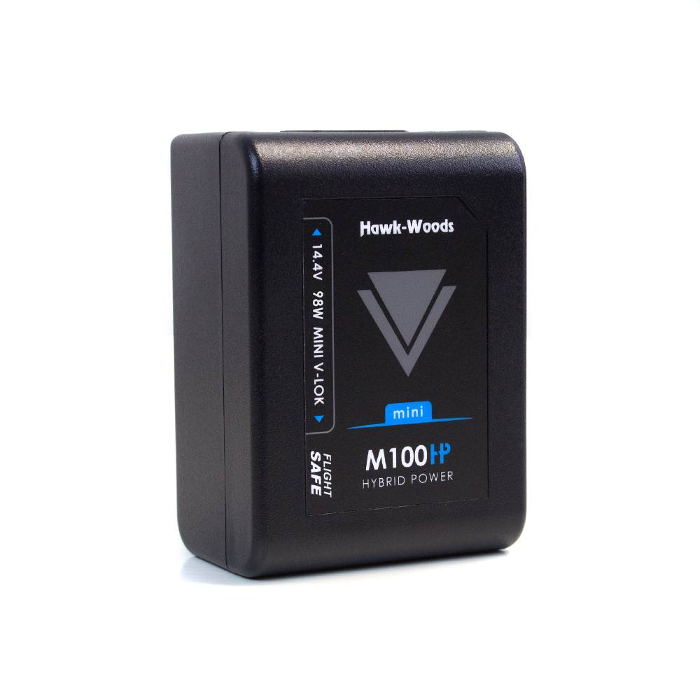 Hawk-Woods Hawk-Woods - VL-M100 Mini V-Lok Batteriesystem