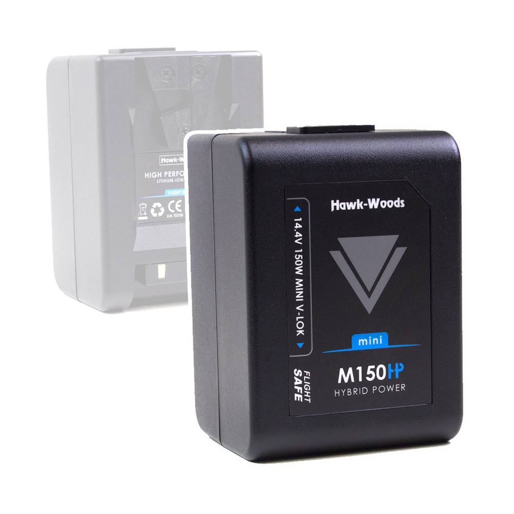 Hawk-Woods Hawk-Woods - VL-M150 Mini V-Lok Batteriesystem