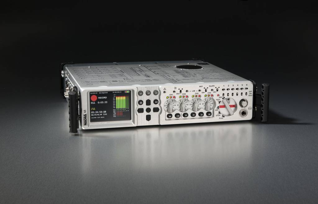 Nagra Nagra - VI - 8-Kanal Recorder