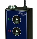 """Ambient Ambient - NanoLockit - Pro Kit """"Green"""" für alle Kameras und Recorder mit Timecode Interface (BNC oder LEMO 5-Pin)"""