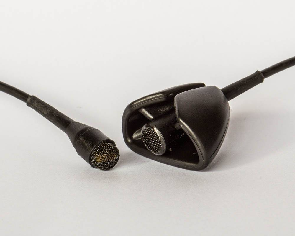Hide-a-mic Hide-a-mic - Tie-holder für DPA 4060/4061/4071