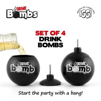 IGGI IGGI Bomb Shots - Set van 4