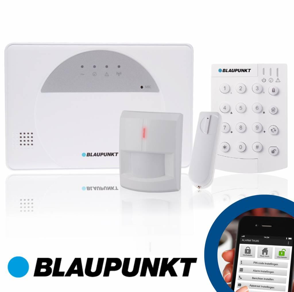 Blaupunkt Blaupunkt SA 2650 Smart GSM Draadloos Alarm Systeem