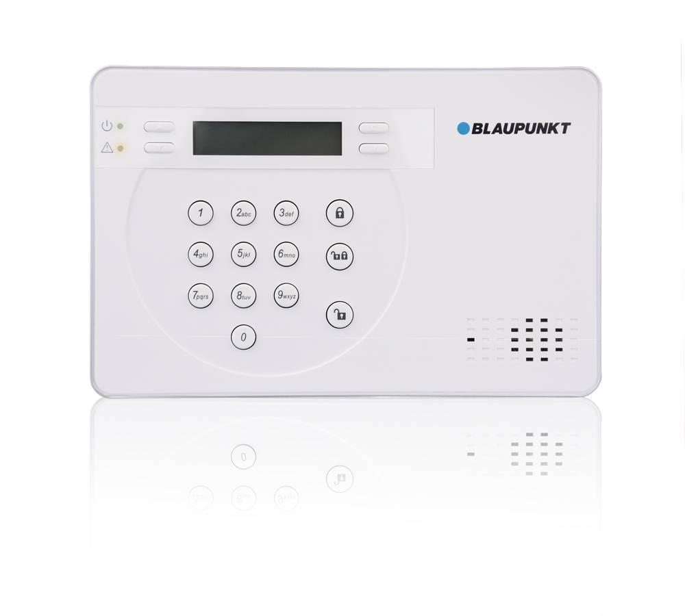 Blaupunkt Blaupunkt SA 2900 Smart GSM Draadloos Alarm Systeem