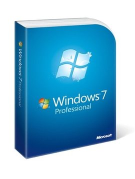 Microsoft Windows 7 Professional - Taal: Nederlands