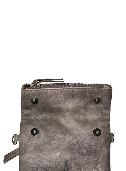 STAR BROWN SMALL BAG