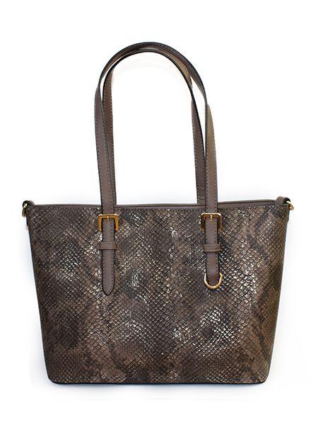 CLASSY BROWN BAG