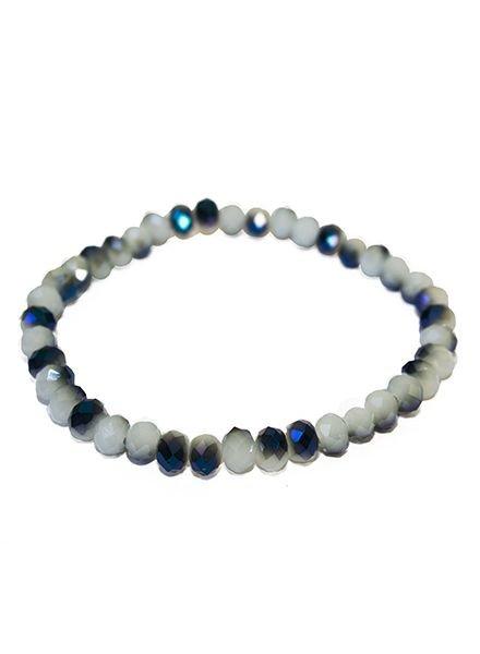 BRACELET BLUE-WHITE