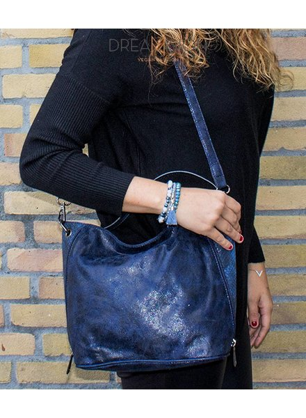 SOFT SHINE BAG BLUE