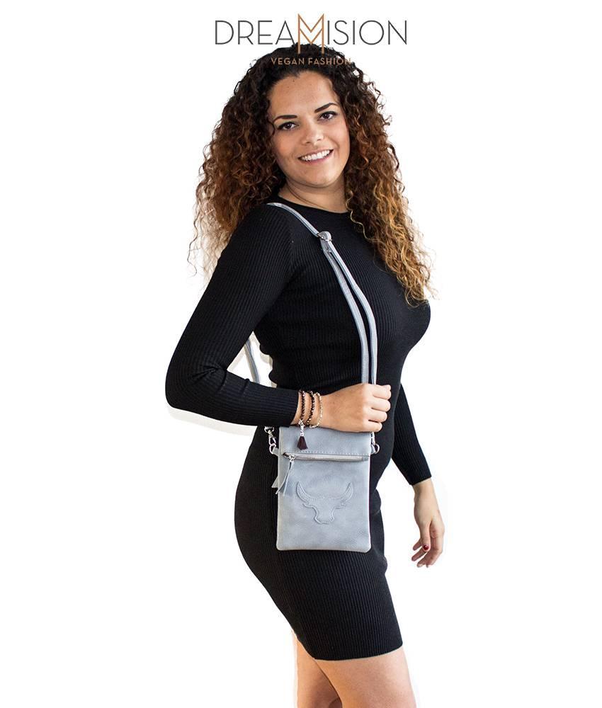 BULL GREY SMALL BAG
