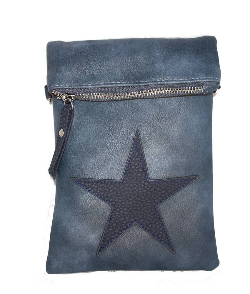 STAR BLUE SMALL BAG