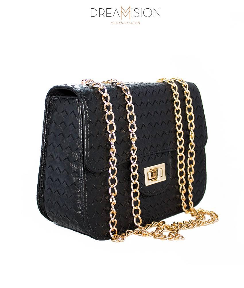 BLACK PINCHER BAG