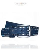 HIPPIE BELT BLUE