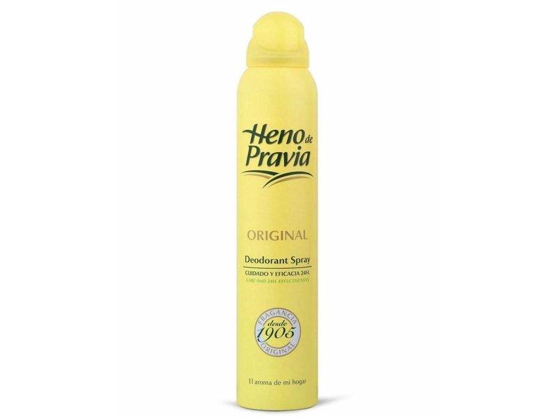 Heno de Pravia Original Deodorant 200 ml