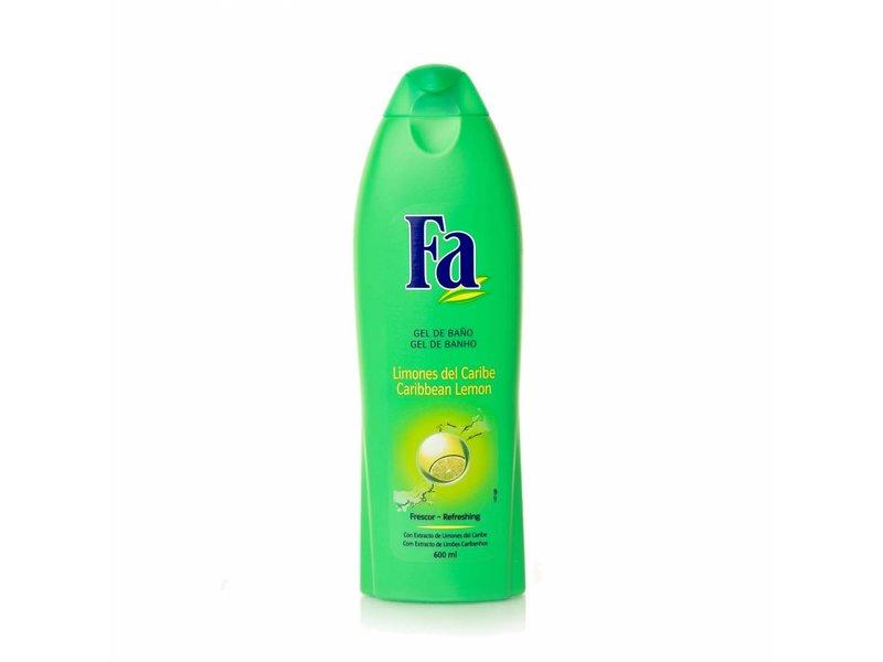 Fa Frescor Limones Del Caribe - Caribbean Lemon Bad & Douche 550ml