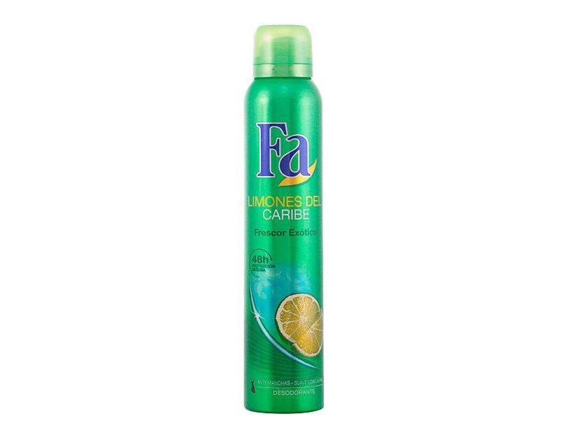 Fa Fa frescor Limones Del Caribe - Anti Transpirant Deodorant
