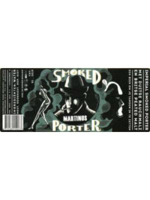 Brouwerij Martinus Smoked Porter Brouwerij Martinus