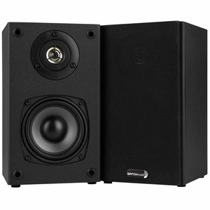 "Dayton Audio B452 4-1/2"" 2-Way Bookshelf Speakers"