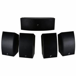 Dayton Audio HTS-1200B Home Theater Speaker System