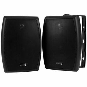 """Dayton Audio IO655B 6-1/2"""" 2-Way Indoor/Outdoor Speakers"""