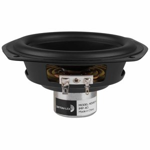 "Dayton Audio ND140-4 5-1/4"" Aluminum Cone Midbass Driver"