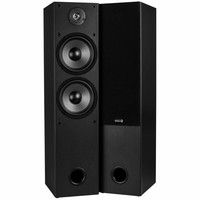 "Dayton Audio T652 Dual 6-1/2"" 2-Way Tower Speakers"