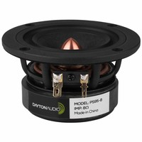 "Dayton Audio PS95-8 3-1/2"" Point Source Full Range Driver"