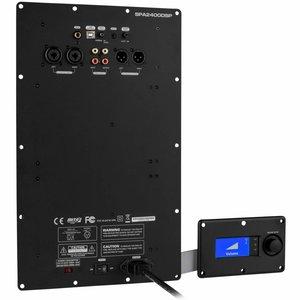 Dayton Audio SPA2400DSP 2400W Subwoofer Amplifier