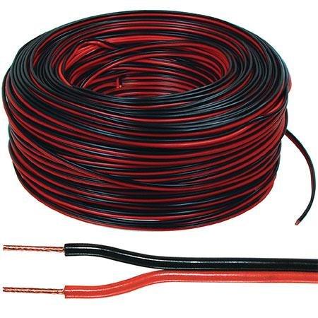 ICC LSSN 2x2.5mm2 Red/Black Speaker Wire 1-50 Meter - SoundImports ...