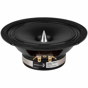 "Dayton Audio PS65LP-4 6-1/2"" Ultra Efficient Low Profile Full-Range Driver"