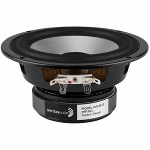 """Dayton Audio DA135-8 5-1/4"""" Aluminum Cone Woofer"""