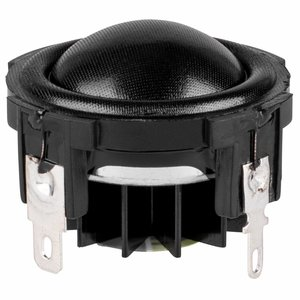 "Dayton Audio ND25FN-4 1"" Silk Dome Neodymium Tweeter Element"