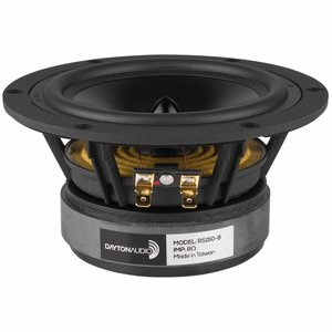 """Dayton Audio RS150-8 6"""" Reference Woofer"""