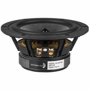 "Dayton Audio RS150P-4A 6"" Reference Paper Woofer"