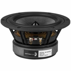 """Dayton Audio RS150P-8A 6"""" Reference Paper Woofer"""