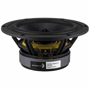 "Dayton Audio RS180P-8 7"" Reference Paper Woofer"